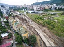 TBILISI, Georgia —  Georgian capital Sunday, after flooding